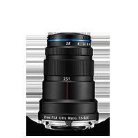 25mm f/2.8 2.5-5x ultra macro
