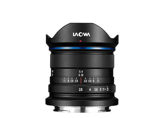 9mm f/2.8 Zero-D
