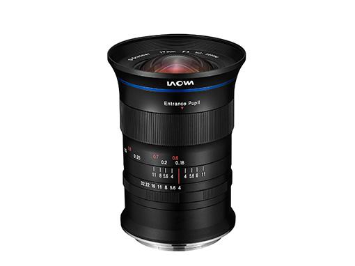 17mm f/4.0 Zero-D do Fujifilm G