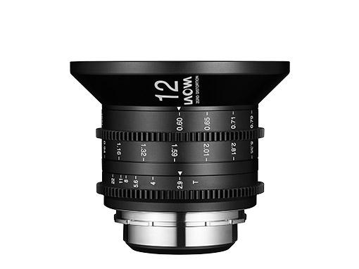 12mm t/2.9 Zero-D Cine