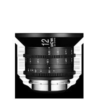 12 mm t/2.9 Zero-D Cine