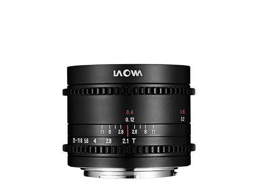 7.5mm T2.1 MFT Cine