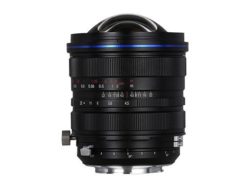 15mm f/4.5 Zero-D Shift