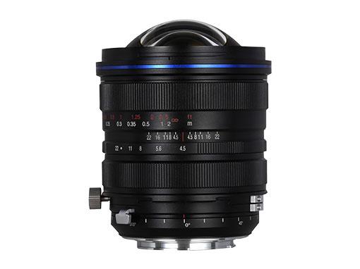 15mm f/4.5 Zero-D Shift
