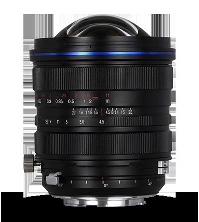 OBIEKTYW 15 mm f/4,5 Zero-D Shift